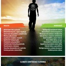 Plagát ku konferencii. Zdroj: https://www.climateconference.sk/inpage/ccsk/