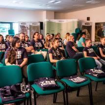 Oboznámenie sa s témami workshopu. Autor: Eva Mančíková