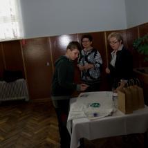 oceňovanie najúspešnejších autorov - Mgr. Cimeráková