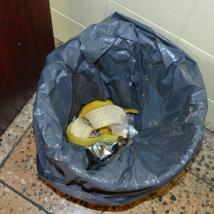 Nádoba určená na komunálny odpad Autor: Timea Dimitrovova