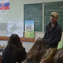 Prednáška v triede